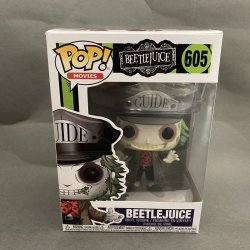 Funko Pop! Movies - Beetlejuice (Guide Hat)