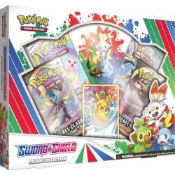 Pokémon TCG Sword & Shield Figure Collection