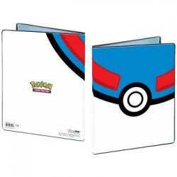 Pokemon TCG Sword & Shield Great Ball 9-Pocket Portfolio