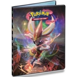 Pokemon TCG Sword & Shield 9-Pocket Portfolio Rebel