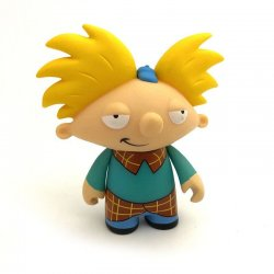 Nickelodeon Nick 90s Blind Box Toy Figures - Hey Arnold!: Arnold
