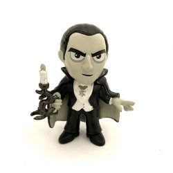 Mystery Minis: Universal Monsters - Dracula (with Candle) (Black & White)