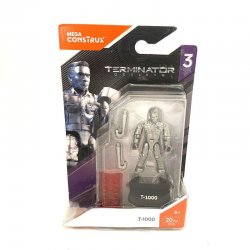 Terminator Mega Construx Heroes Series 3 - T-1000
