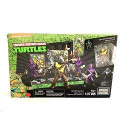 Mega Bloks Teenage Mutant Ninja Turtles Collectors Rocksteady Villain Pack