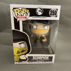 Funko Pop! Games - Scorpion