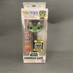 Pop! Pez - Gamorrean Guard (Galactic Convention GameStop Exclusive)