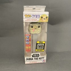 Pop! Pez - Jabba The Hutt (Galactic Convention GameStop Exclusive)