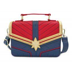 Marvel by Loungefly Crossbody Captain Marvel