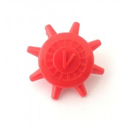 Toy accessoires - Voltron – Yellow / Blue Lion Shield -