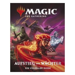 Magic the Gathering Book Aufstieg der Wächter - Ein visueller Guide *German Version*