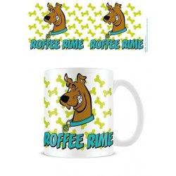 Scooby Doo Mug Roffee Rime