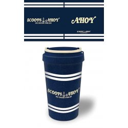 Stranger Things Travel Mug Scoops Ahoy