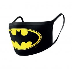 Batman Face Masks 2-Pack Logo