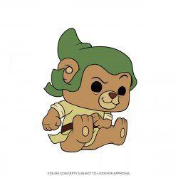 Adventures of Gummi Bears POP! Disney Vinyl Figure Gruffi 9 cm