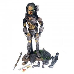 Alien vs Predator Requiem Wolf Predator Cleaner Kit Version