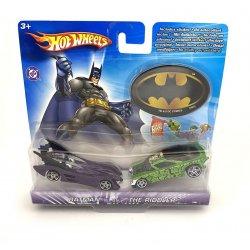 Hot Wheels - Batman vs. The Riddler
