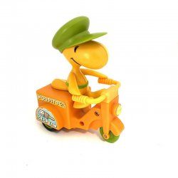 Peanuts - Woodstock Ice Cream Trike Toy