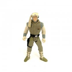 Star Wars: Power Of The Force - Luke Skywalker In Hoth Gear