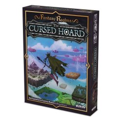 WizKids Card Game Fantasy Realms: The Cursed Hoard english