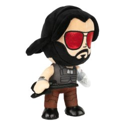Cyberpunk 2077 M8Z Plush Figure Johnny Silverhand 22 cm