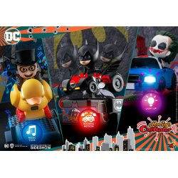 Batman The Dark Knight CosRider Mini Figure with Sound & Light Up Batman 13 cm