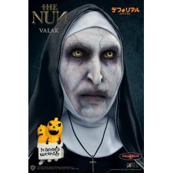 The Nun Defo-Real Series Soft Vinyl Figure Valak Halloween Version 15 cm