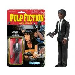 Reaction: Pulp Fiction series