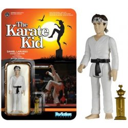 Reaction: The Karate Kid Series