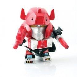 Transformers Action Vinyl