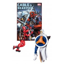 Marvel Comic Packs