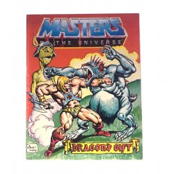 Masters Of The Universe Mini Comics