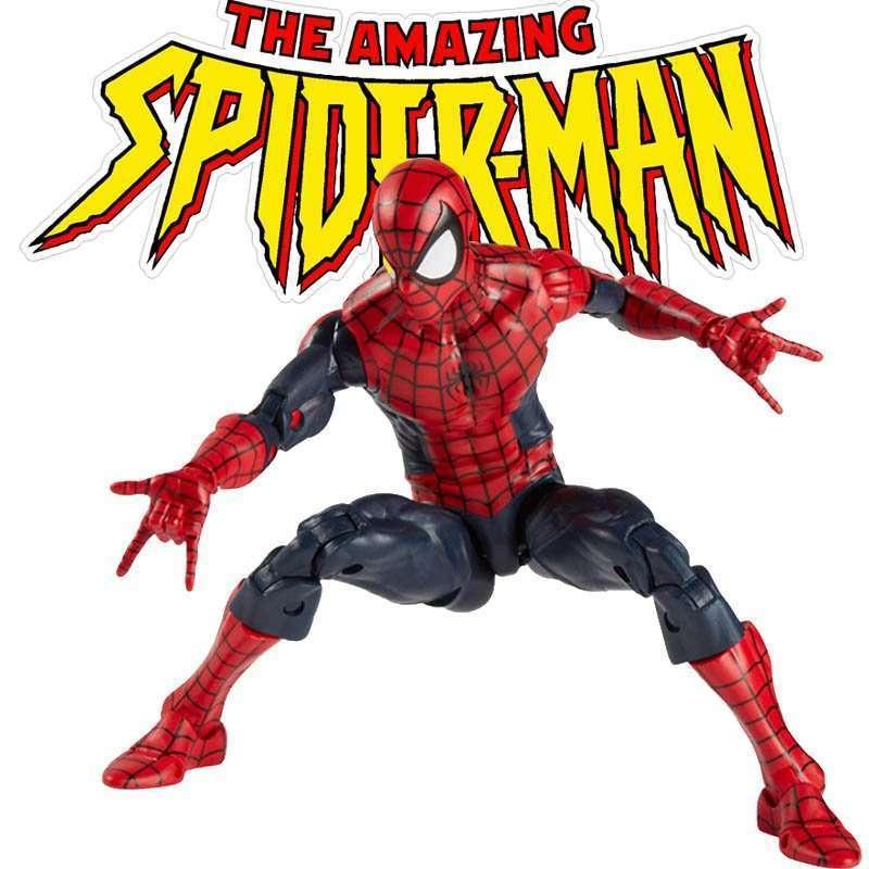 Figure d'azione di Spider-Man