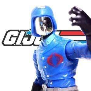Gi Joe action figures en merchandise