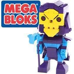 Mega Bloks Kubros Aktion Figuren