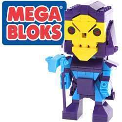 Figure d'azione di Mega Bloks