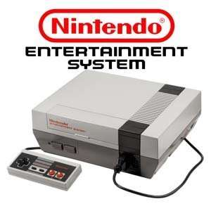 Nintendo games and merchandise