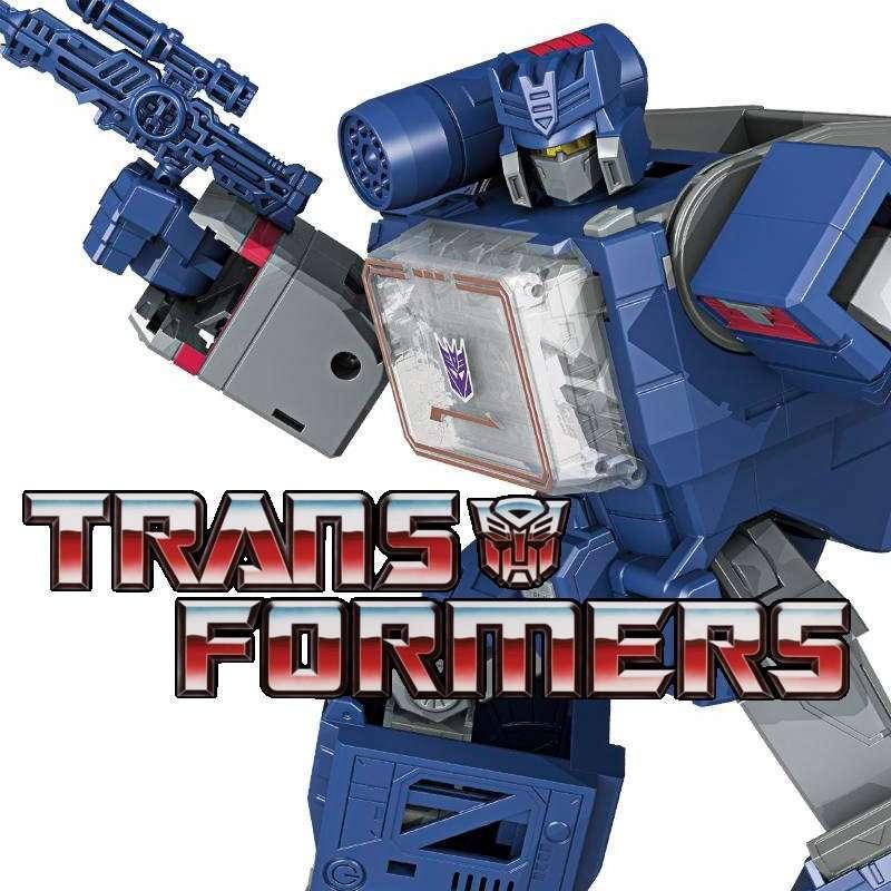 Figure d'azione di Transformers