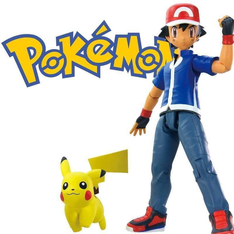Pokémon action figures